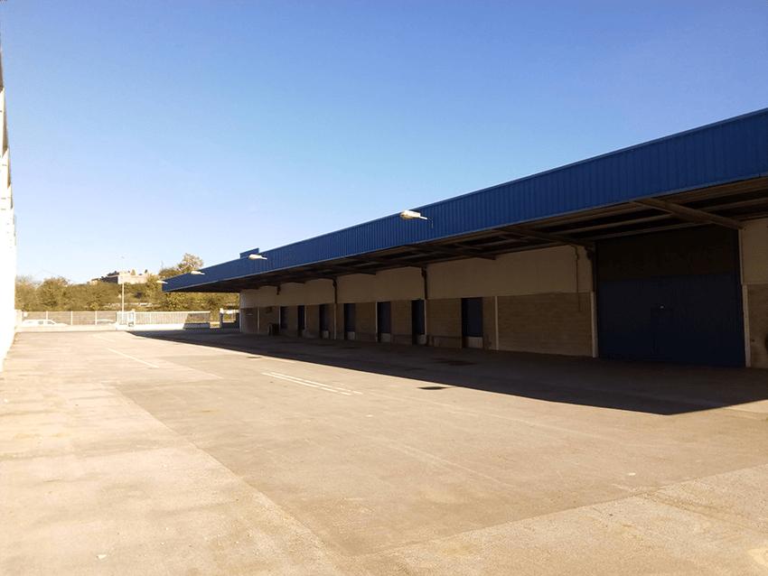 MRW multiplica su espacio logístico en Asturias