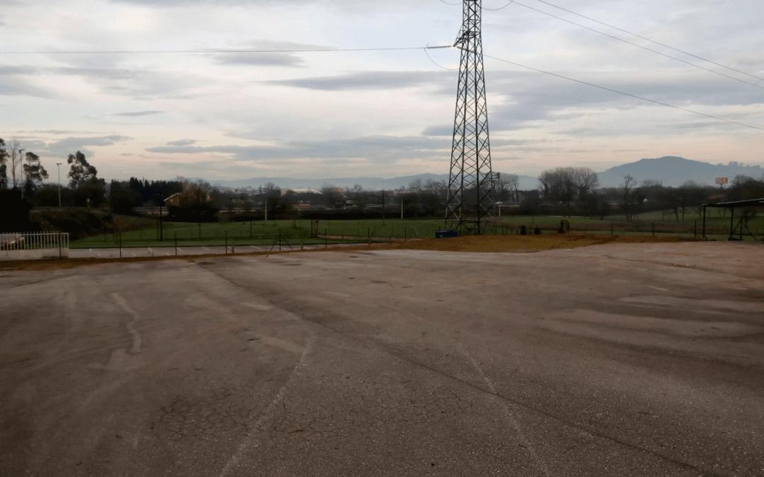 Alquiler Campa Uso Industrial. Zona Leroy Merlin – Lugones – Llanera