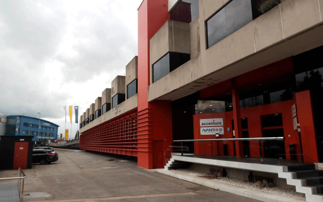 Alquiler Edificio Oficinas Polígono Espíritu Santo – Oviedo