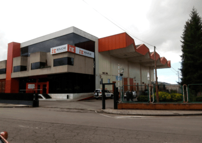 Edificio Oficinas Polígono Espíritu Santo - Oviedo. Vista general