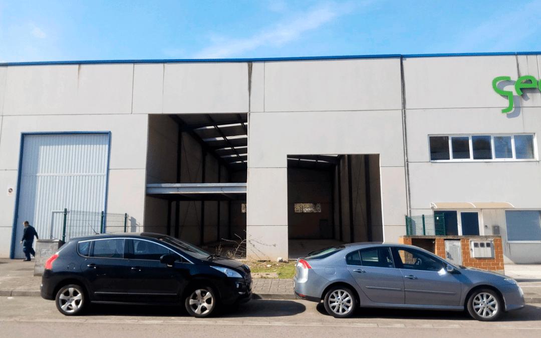 Venta Nave Industrial 400. Polígono Argame – Morcín
