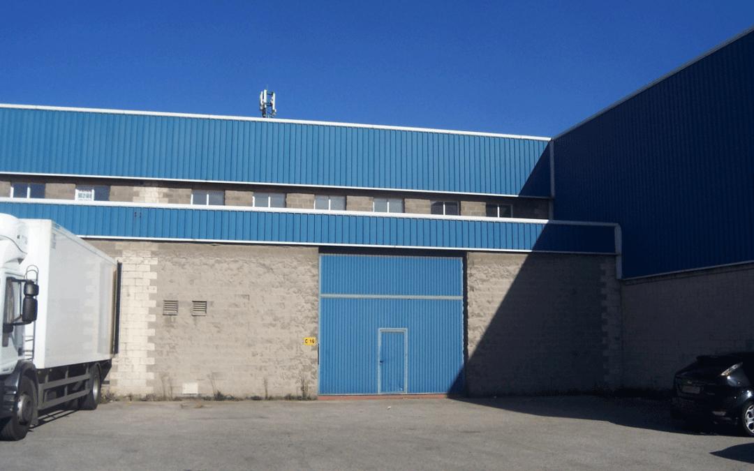 Alquiler Nave Industrial. Polígono Silvota – Llanera