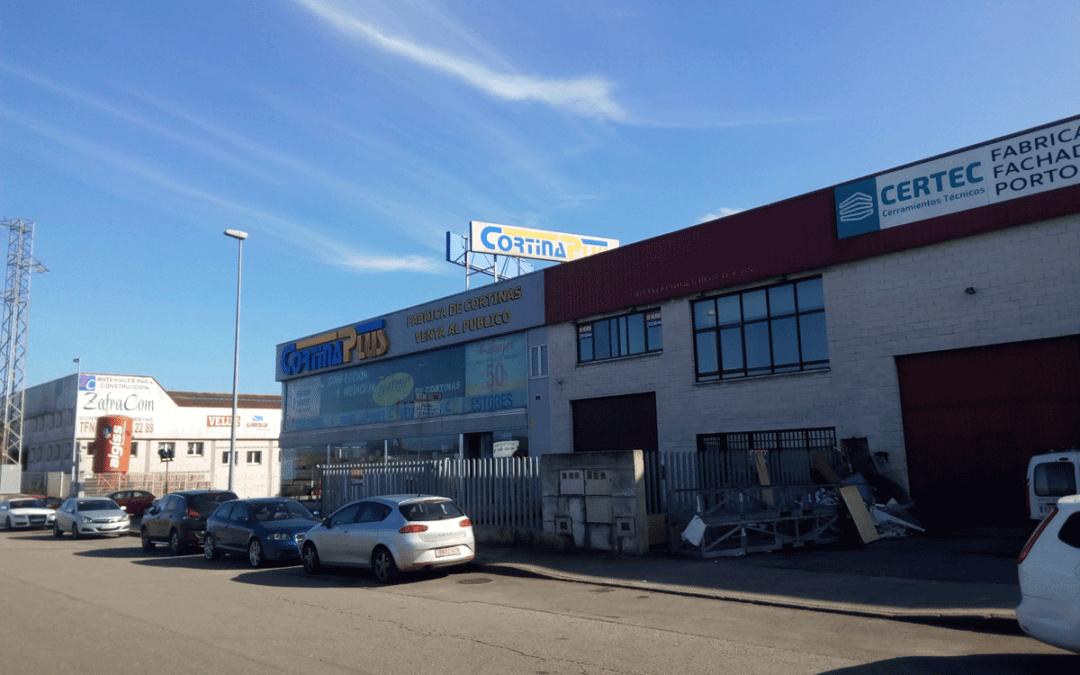 Venta Nave Industrial. Procedente Entidad Financiera – Polígono Granda – Siero