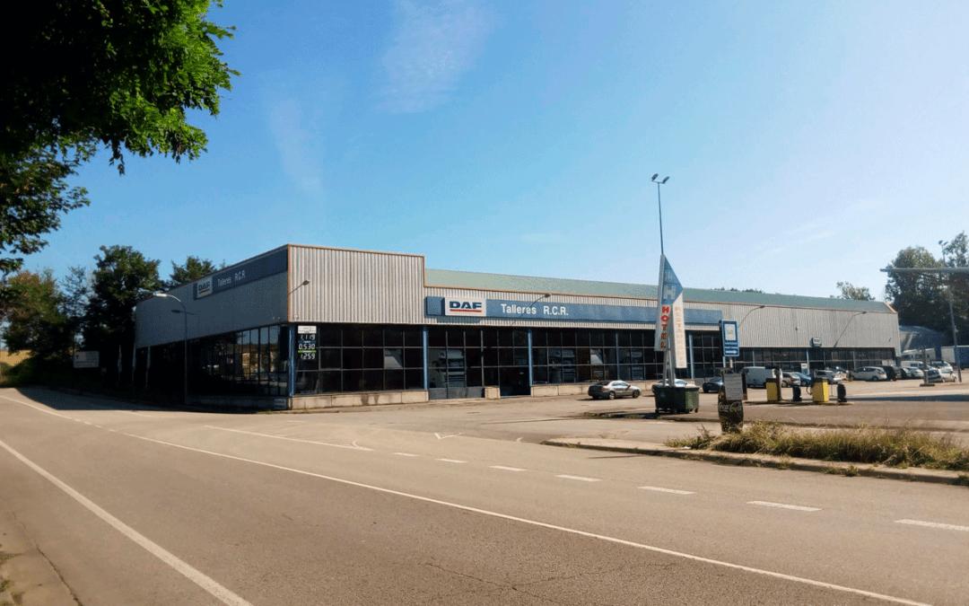 Venta Conjunto Naves Industriales. Noreña