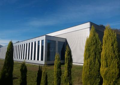 Nave Proceso Concursal - Polígono Olloniego - Oviedo. Vista General 1.