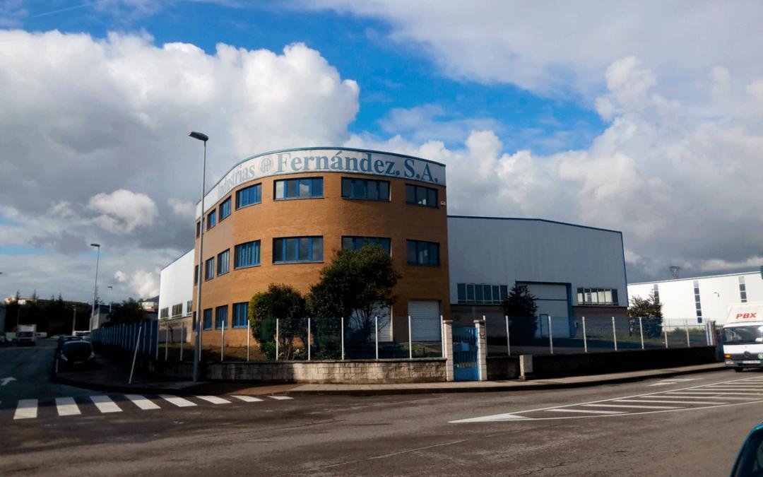 Alquiler Nave Industrial con amplia Parcela. Polígono Espíritu Santo – Oviedo