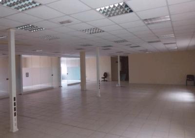 Nave y Oficinas Polígono Asipo - Llanera. Nivel 2