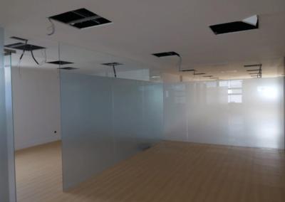 Oficinas Entidad Financiera - Parque Empresarial Asipo 2 - Llanera. Vista 2.