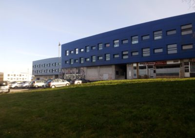 Oficinas Entidad Financiera - Parque Empresarial Asipo 2. Vista General 2.