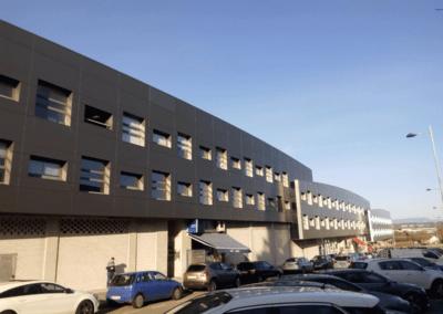 Oficinas Parque Empresarial Asipo I - Llanera. Fachada