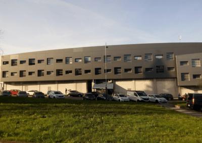 Oficinas Parque Empresarial Asipo I - Llanera. Vista Conjunto 2