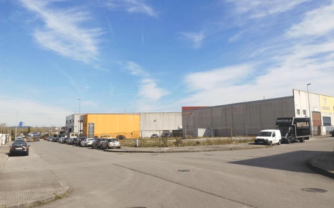 Parcela Industrial – Construcción Nave Llave en mano -Polígono Sia Copper – Lugones – Siero