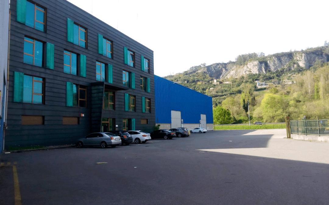 Alquiler Conjunto Naves Industrial – Logístico. Polígono Olloniego – Oviedo