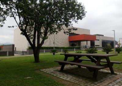 Edificio FLC Gijón - Vista panorámica