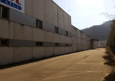 Nave Entidad Financiera - Polígono Riaño 2 - Langreo. Calle Lateral