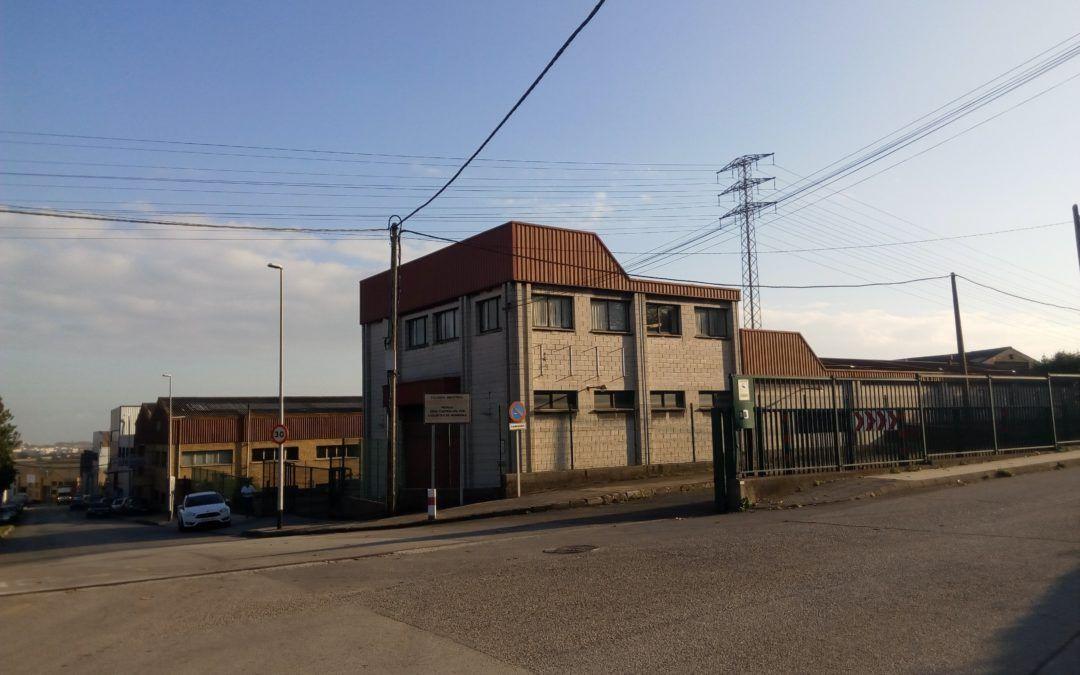 Venta Nave Industrial. Con 2 Muelles de Carga. Independiente. Tipo C. Polígono Bankunión 2 – Gijón