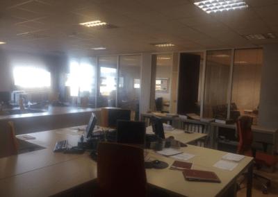 Oficina Parque Empresarial Asipo I - Zona II