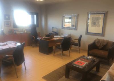 Oficina Parque Empresarial Asipo I - Zona III