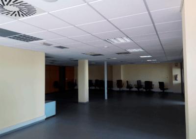 Oficina Polígono Porceyo - Gijón. Interior 2