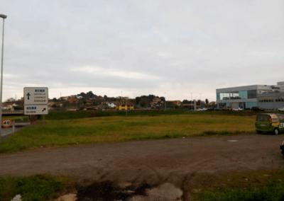 Parcela 7000 - Polígono Porceyo - Gijón. Vista 1