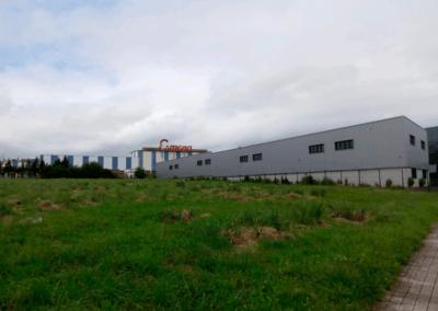 Parcela Polígono Los Campones - Gijón. Vista 1