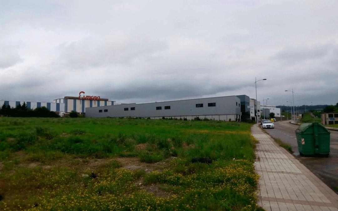 Venta Parcela Industrial. Polígono Los Campones – Gijón