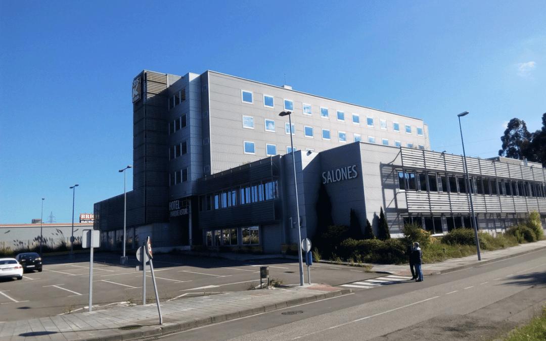 Transformación de un Hotel en Centro Asistencial para la 3ª Edad