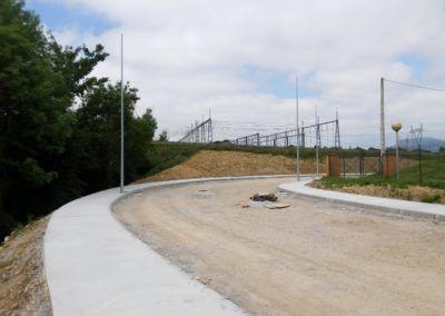 Urbanziación Meres - Siero. Obras Calles 2