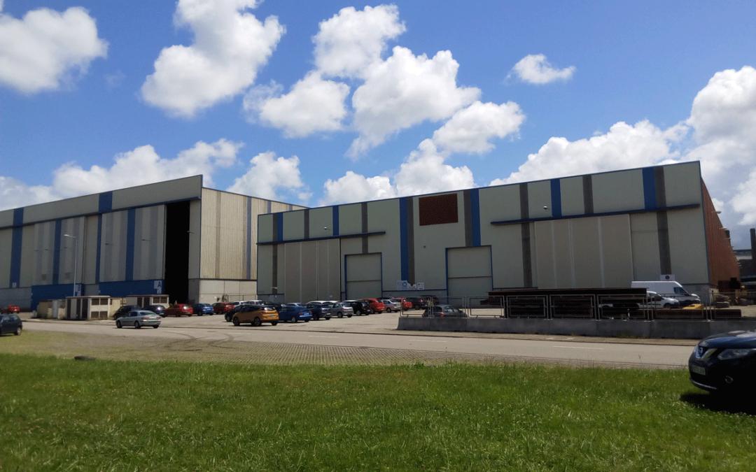 Inversión. Venta Nave Industrial en Rentabilidad – Parque Empresarial PEPA – Avilés