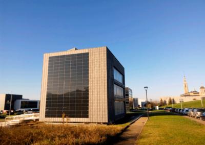 Edificio Oficinas Parque Tecnológico - Gijón. Vista 1