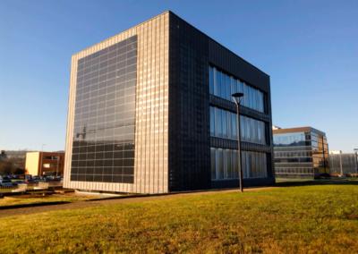 Edificio Oficinas Parque Tecnológico - Gijón. Vista 2
