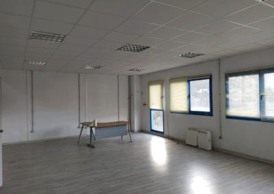 Nave 10 - Vivero Empresas - Olloniego. Vista Oficinas
