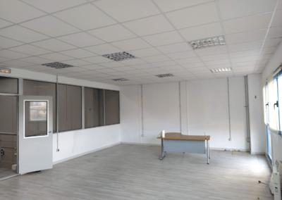 Nave 10 - Vivero Empresas - Olloniego. Vista Oficinas 2