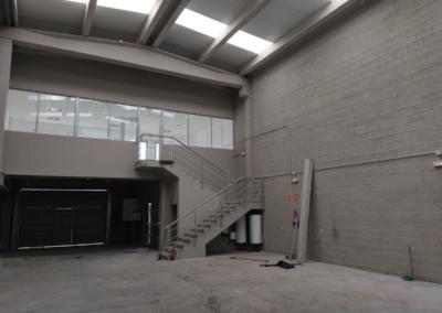 Nave 10 - Vivero Empresas - Olloniego. Vista Interior