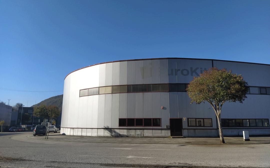 Alquiler Nave Logística. Polígono Olloniego – Oviedo