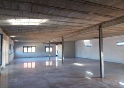 Oficinas Polígono Espíritu Santo - Oviedo. Vista Zona