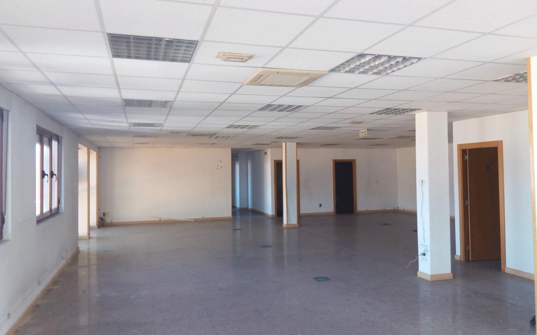 Alquiler Oficinas. Varios tamaños. Polígono Espíritu Santo – Oviedo