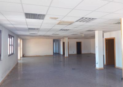 Oficinas Polígono Espíritu Santo - Oviedo. Vista Zona 2