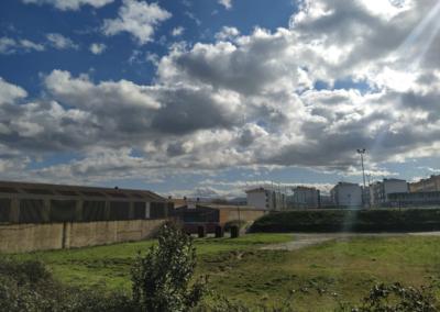 Nave Parcela Polígono Tremañes - Gijón. Vista Desde Arriba