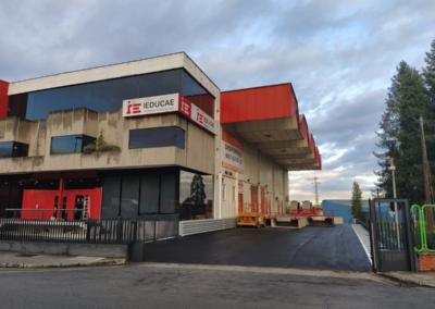 Nave Logística Estanterías - Polígono Espíritu Santo - Oviedo. Zona Muelles - 2