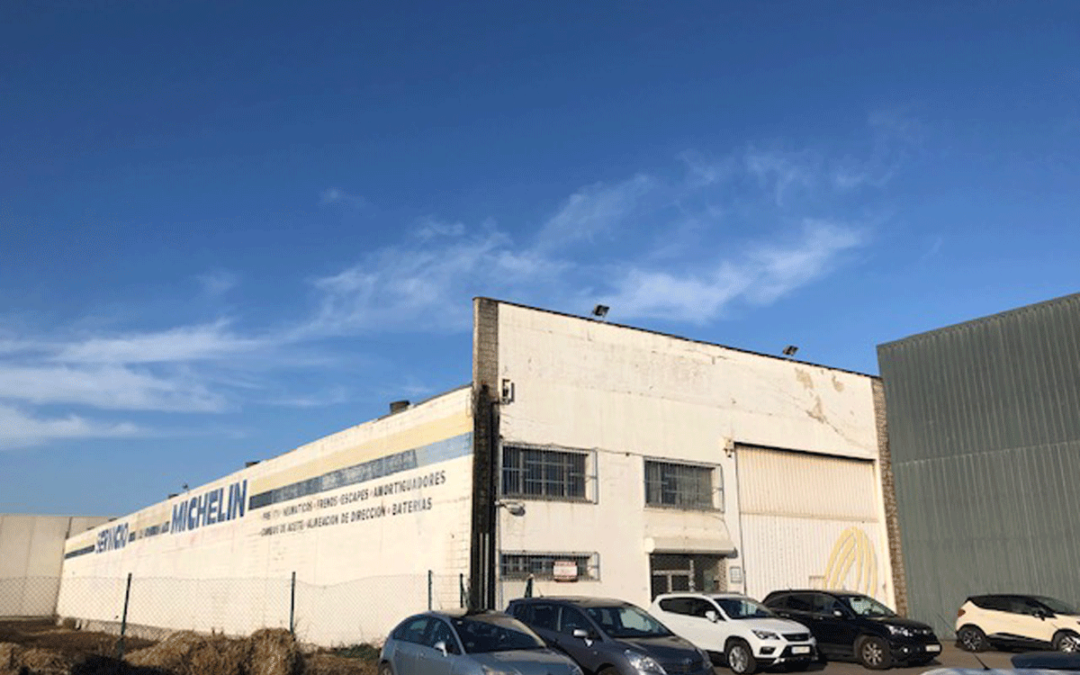 Venta Nave Industrial. Polígono Ría Avilés