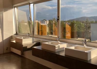 Edificio Parque Tecnológico Asturias - Llanera. Baños