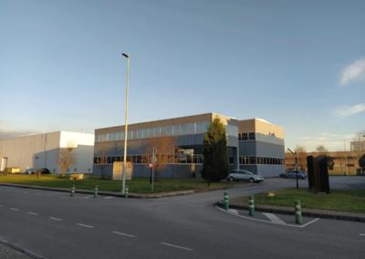 Edificio Parque Tecnológico Asturias - Llanera. Fachadas - Vista - 2