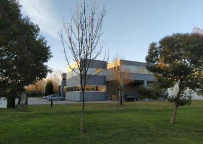 Edificio Parque Tecnológico Asturias - Llanera. Fachadas - Vista - 3