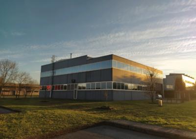 Edificio Parque Tecnológico Asturias - Llanera. Fachadas - Vista - 4