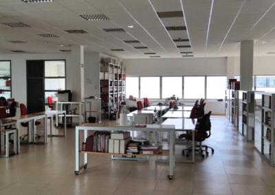 Edificio Parque Tecnológico Asturias - Llanera. Vista Oficinas - 2