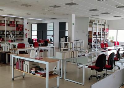 Edificio Parque Tecnológico Asturias - Llanera. Vista Oficinas - 4