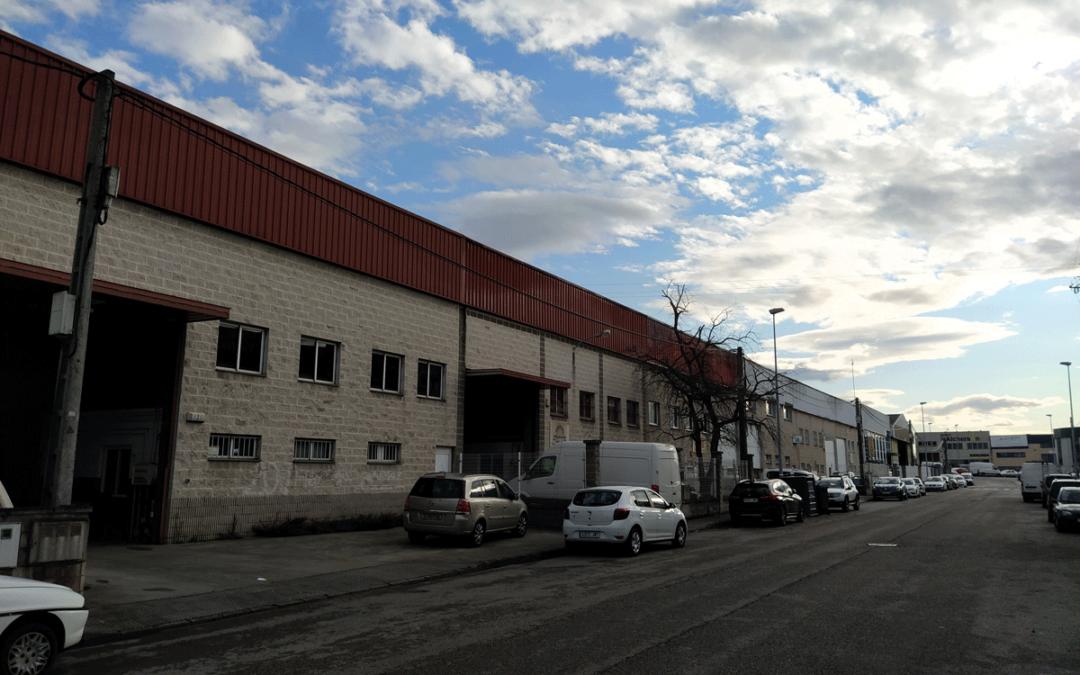 Venta Nave 550 m2 – Polígono Granda – Siero