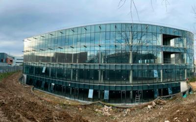 Se reinician las Obras para terminar Edificio de Oficinas exclusivo en el Parque Tecnológico de Llanera